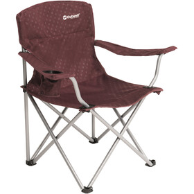Outwell Moyano Chaise, claret